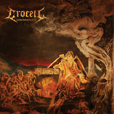 CROCELL Come Forth Plague CD death metal Bolt Thrower Morbid Angel Pestilence
