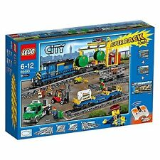 LEGO City 66493 Treno Merci Superpack 4in1 (60050+60052+7895+7499) NUOVO MISB