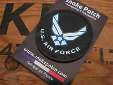 "Patch velcro "" USAF "" US AIR FORCE stargate AVION armée de l'air USA pilot"