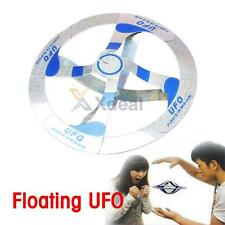 Hot ! Kids Creative Mystery UFO Floating Flying Disk Magic Cool Trick Sauce Toy