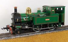 Accucraft mannin IOM live steam 45mm garden railway  LGB green