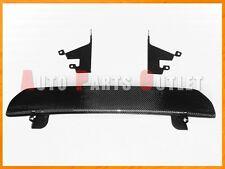 Carbon Fiber Rear Under Diffuser Lip Spolier For 2015-2016 SUBARU WRX STI SEDAN