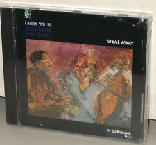 Audioquest CD AQCD 1009: Larry Willis, McBee, Bartz - Steal Away - 1992 USA SS