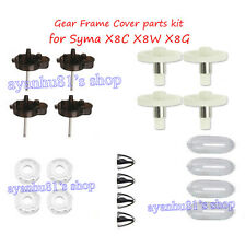 RC Quadcopter Spare Part Gear Frame Cover parts kit for Syma X8C X8W X8G Drone