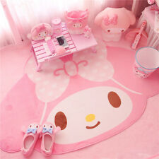 "Kawaii Bowknot My Melody Kitty Carpet Crawling blanket Big 40"" x 59"" Cos Gift"