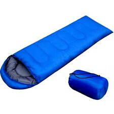 Outdoor Travel Hiking Envelope Sleeping Bag Camping Multifuntion Ultra-light US
