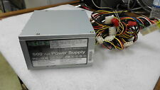 XION XON-500F8X2-201 500W POWER SUPPLY