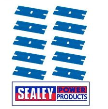 Sealey composite razor blade pack of 10 AK5228