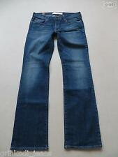 Abercrombie & Fitch EMMA Jeans Hose, W 30 /L 33, NEU ! KULT Denim Made in USA !