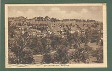 Piemonte. COLOMBARO PO, Torino. Panorama. Cartolina d'epoca viaggiata nel 1951.