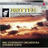 Benjamin Britten : The Young Person's Guide to the Orchestra, Peter Grimes VG
