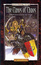 The Claws of Chaos BOOK Gavin Thorpe Games Workshop Warhammer Empire