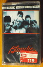 Blondie Greatest Hits 19 Track Thai Cassette New Seal OOP 3 USD SHIPPING Maria