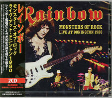 RAINBOW-MONSTERS OF ROCK: LIVE AT DONINGTON 1980-JAPAN 2 CD I19