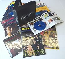 THE DOORS - SINGLES BOX ; Rare Japanese-only 14-CD Single Box Set ORIGINAL MIXES