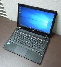 """Acer TravelMate B113-M 11.6"""" Core i3-3217u 1.80GHz 4GB 500GB Win 10 Notebook"""