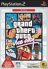 Used PS2 Grand Theft Auto Vice City Cero Z GTA  SONY PLAYSTATION JAPAN IMPORT