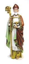 Statue St. Nicholas 6.25 inch Painted Resin Joseph Studio Patron Saint Catholic