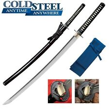 Cold Steel - Warrior Series Katana w/ Scabbard 88BKW NEW