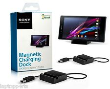 Genuine Sony DK30 Magnetic Charging Desktop Dock For Xperia Z Ultra LT39i Black