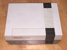Nintendo Nes Original Console System New 72 Pin Connector Replacement Console