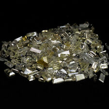 1.01Ct Light to Fancy Yellow & White Mix Tapered-Baguette Natural Diamond Lot