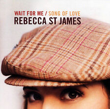 Wait for Me/Song of Love [Single] by Rebecca St. James BRAND NEW SEALED CD