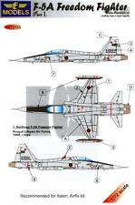 LF Models Decals 1/72 F-5A FREEDOM FIGHTER Royal Libyan Air Force