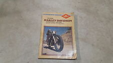 Clymer Harley Davidson Sportsters 1959-1984 Service Repair Performance Manual