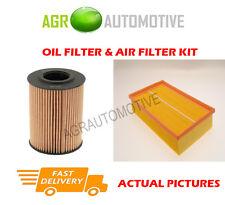 DIESEL SERVICE KIT OIL AIR FILTER FOR VW TRANSPORTER SHUTTLE 2.0 114 BHP 2011-