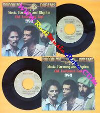 LP 45 7'' BROOKLYN DREAMS Music harmony and rhythm Old fashioned no cd mc dvd