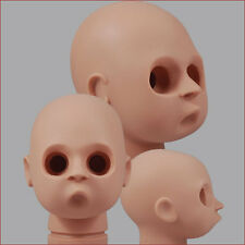 SCULPTING HEAD FORM  MEDIUM SIZE FOR MAKING POLYMER CLAY BABY DOLL