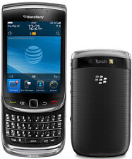 Blackberry Torch 9800 4GB- BBM WORKING ! 3G ! WIFI ! TOUCH & TYPE ! QWERTY ! 5MP