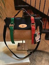 NWT Nicole Lee Satchel Handbag Multicolored.