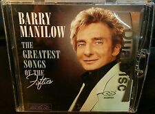 Barry Manilow - The Greatest Songs Of The Fifties - CD DVD DUALDISC - E024