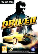 UBISOFT DRIVER SAN FRANCISCO for PC XP/VISTA/7 SEALED NEW