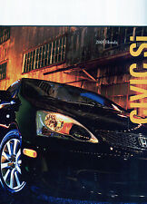 2005 Honda Civic Si Sales Catalog