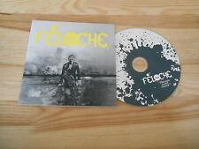 CD Pop Feloche - Darwin Avait Raison (1 Song) Promo NAIVE / YA BASTA!
