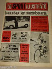 SPORT ILLUSTRATO=1967/29=ROGER PINGEON TOUR DE FRANCE=FIAT 850 COUPE=EUSEBIO=