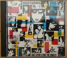 Siouxsie And The Banshees Once Upon A Time The Singles CD Japan POCP-2066 no OBI