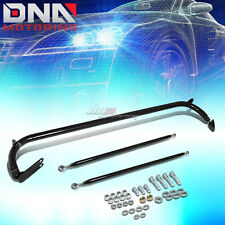 "49""RACING SEAT BELT HARNESS BAR CHASSIS TIE ROD FOR IMPREZA/SUPRA/CELICA/MR2/tC"