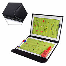 Permium Folder Magnetic Soccer Coaching Board Dry Erase Clipboard Tactical Kit