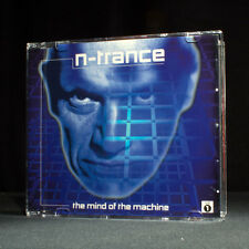 N Trance - The Mind Of The Machine - music cd EP