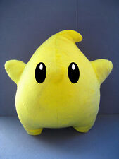 Super Mario Bros Luma Star  Plush Doll 12'' USA SELLER!!! FAST SHIPPING!