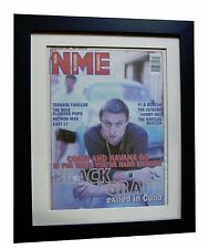 BLACK GRAPE+RYDER+NME 1995+RARE ORIGINAL+VINTAGE+POSTER+FRAMED+FAST GLOBAL SHIP