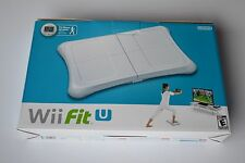 Nintendo Wii Fit U with Balance Board, Fit Meter Bundle Brand New in Box!