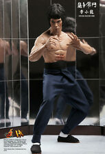 HOT TOYS 1/6 ENTER THE DRAGON DX04 龍爭虎鬥 李小龍 BRUCE LEE MASTERPIECE ACTION FIGURE