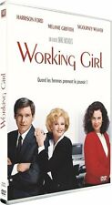 DVD *** WORKING GIRL *** Harrison ford, Sigourney Weaver, Mélanie Griffith, ...