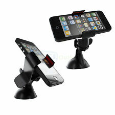 Car Windshield Suction Cup Mount Rotating Stand Bracket Holder for Phones GPS