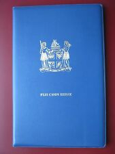 Fiji 1976 7 coin UNC coinage set 1 Cent - 1$ Dollar by Royal Australian Mint